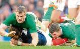 Kildare rugby star Jamie Heaslip announces retirement with 'immediate effect'