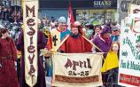 St Patrick's Day Parades in Kildare: Athy's 'Love' theme