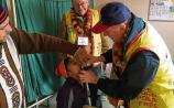 Newbridge man leads international Rotary fight to eradicate Polio in India