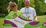 Newbridge transplant couple celebrate wedding anniversary atIrish Kidney Association fun run