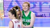 Former Portlaoise Panthers star powers Ireland to semi finals in Basketball European championships