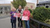 Action group attacks obstacles in Newbridge to people with disabilities