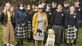 Kildare school raises funds for local Irish Guide Dogs for the Blind branch