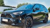 Motoring: Toyota SUV is back in black