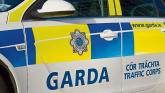The announcement was made on the Garda Traffic Twitter account