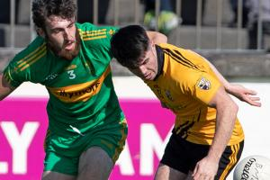 Kildare IFC: Kilcock (aet) and Clogherinkoe to contest final