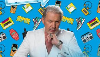 Johnny Logan announced for Electric Picnic throwback stage!