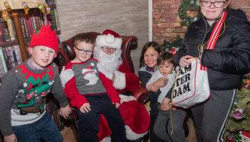 PHOTO GALLERY: Switch-on of the Christmas Lights and Santa's visit in Naas