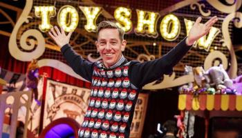 Kildare brother and sister duo set for big Late Late Toy Show performance