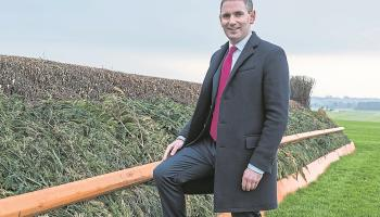 Exclusive interview with Punchestown's new General Manager