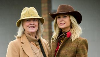 PHOTOS: Glamour and style at Punchestown