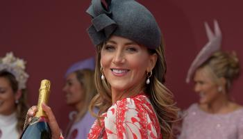 Longford woman wins best dressed on day 2 of Punchestown Festival