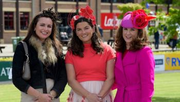 PICTURES: Style and glamour on Day 2 of Punchestown