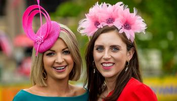 PHOTO GALLERY: Style stakes high on day three of the Punchestown Festival