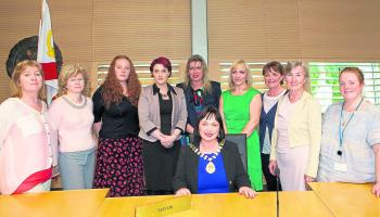 After election women make up 40% of Kildare County Council