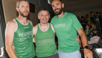 PHOTO GALLERY: 24-hour treadmill relay supporting Kildare Relay for Life