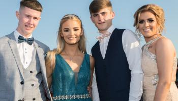 PHOTO GALLERY: Pipers Hill College, Naas, Debs 2019