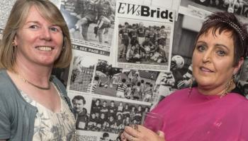 PHOTOS: Newbridge Town FC's 50th anniversary dinner dance