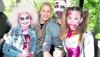 PHOTO GALLERY: Hallowe'en fun at Kildare's Lullymore Heritage Park