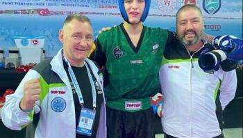 Bronze medal for Kildare kick-boxer at Senior World Championships in Turkey