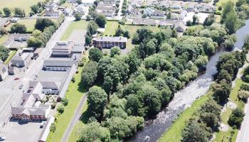 Fancy owning your own chapel - Newbridge's former Patrician Brothers monastery up for sale