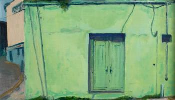 Art exhibition at McAuley Place, Naas