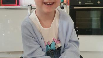 Kildare mum launches campaign to fund US surgery to help daughter learn to walk