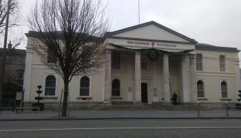Dad told son to 'shag his mother' , Naas court hears