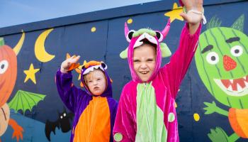 Trick or Treat for Sick Children