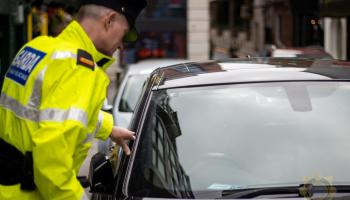 Gardai crack down on illegal parking to support disabled citizens