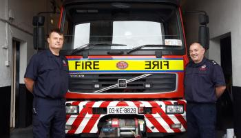 Life as a Kildare firefighter - could you join these community heroes?