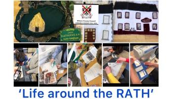 Rathangan creative arts project looking for input from local community