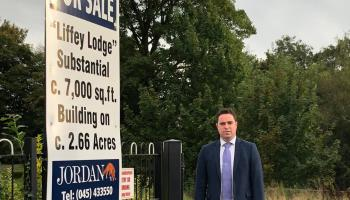 Minister offers idea for Patrician Monastery up for sale in Newbridge