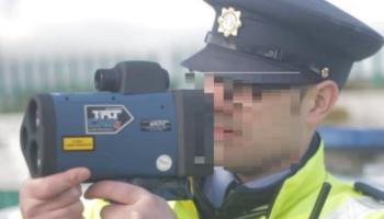 NEW: Kildare gardaí in speeding clampdown tomorrow