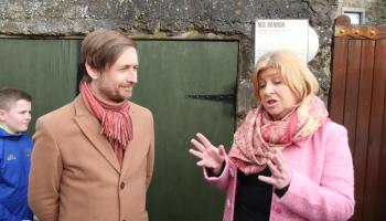 Neil Hannon's  Kildare roots explored and commemorated
