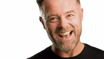 Riverbank to host comedian Eric Lalor