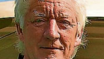 Maurice Kelly (Naas) leads the field at Irish Seniors Open