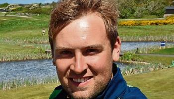Naas' Jonathan Yates loses out in Lahinch