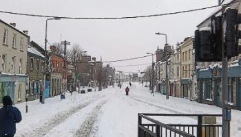 No snow or frost for Christmas or New Year in Co. Kildare
