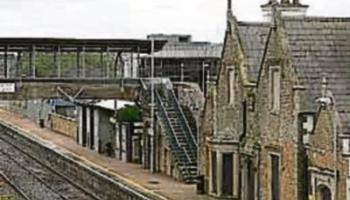 Plans to upgrade lighting at Athy Train station