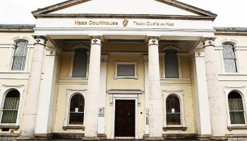 Naas court hears claim that man threatened to put an axe in wife's head