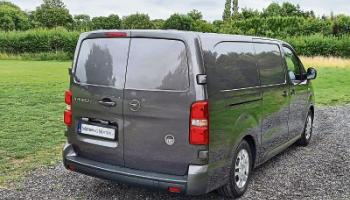 KILDARE CAR REVIEW: The international van of the year is an electric drive
