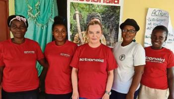 Kildare woman's work on aid frontlines in Haiti after devastating earthquake