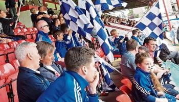 A season to remember for Newbridge Town