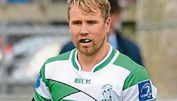 Naas' Fionn Carr named on Ireland 7s side