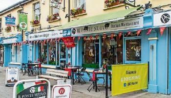 Newbridge restaurant scoops Best Shopfront prize in Derby competition