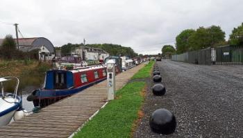 A Blueway in Kildare would bring millions to small towns