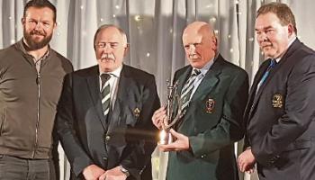 Leinster award Naas' Joe Kavanagh with Hall of Fame accolade