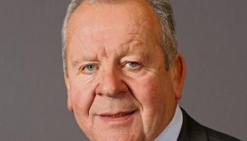 An audience with rugby's Bill Beaumont in Maynooth