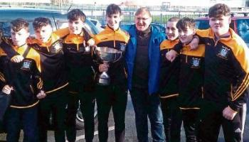 Patricians Newbridge dig deep to capture the Rossiter Cup
